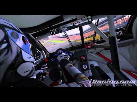 Iracing Class a open @ charlotte