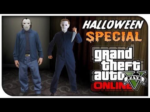 Download video GTA 5 Online - FASHION FRIDAY! (Freddy Krueger Micheal Myers u0026 Jason) [GTA V ...