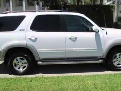 2004 Toyota Sequoia Buyers Zone, Inc. West Palm Beach, FL 33405