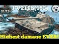 Wotb: Highest damage EVER recorded