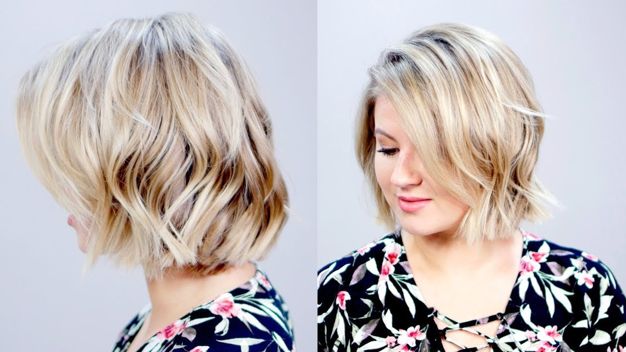Hairstyles For Short Hair Under 5 Minutes: Hairstyle Of The Day: How To Style SHORT HAIR In Less Than