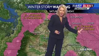 Evening Forecast for February 16