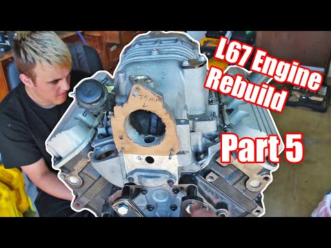 Repeat Project F 3800 L67 Engine Rebuild! Part 4 by Jury Rig Garage