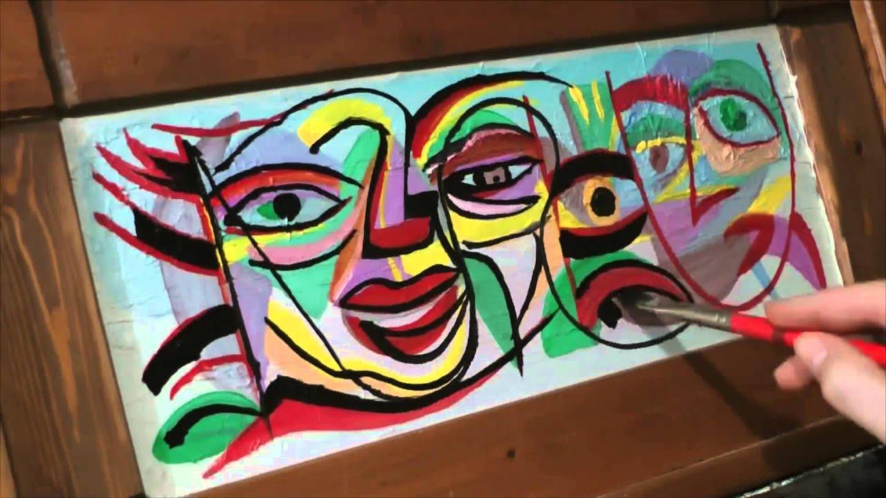 Picasso Stilrichtung