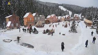В українському Буковелі побудували європейське містечко XVII століття(, 2018-02-25T12:05:28.000Z)