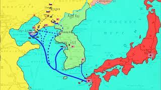 Русско Японская война 1904-1905г