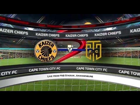 Absa Premiership 2017/2018 - Kaizer Chiefs vs Cape Town City