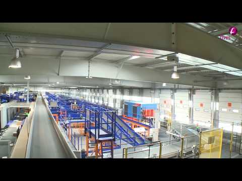 [Intralogistics] Fives successfully supplied Chronopost with an ultimate solution