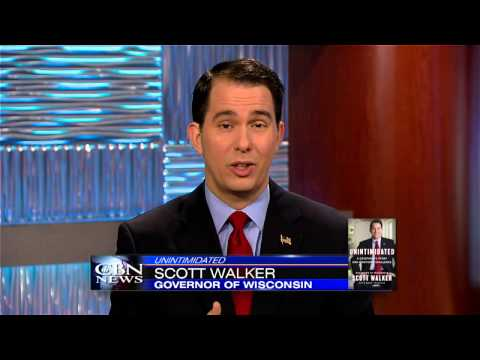 Unintimidated: Scott Walker
