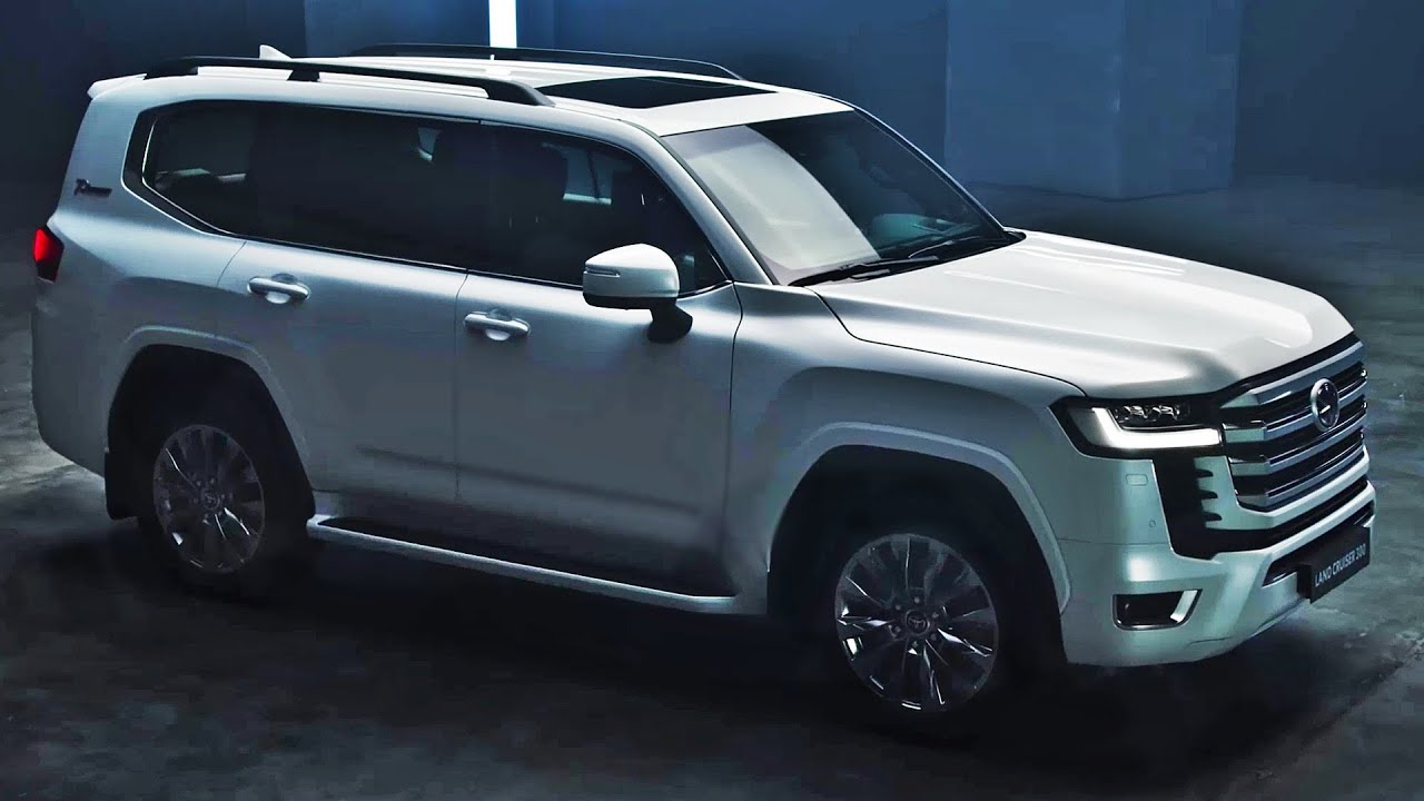 2022 Toyota Land Cruiser - Gorgeous Large SUV!