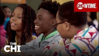 Special Feature Scene: Kevin & Andrea | The Chi | Lena Waithe & Common SHOWTIME Series
