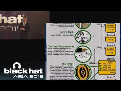 Decentralized Malware On The Blockchain