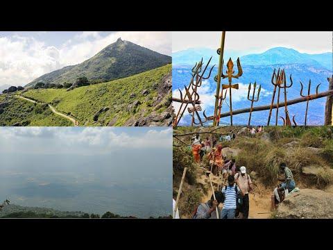 Trekking To Velliangiri Hills | The Kailash Of South | Tamilnadu | India