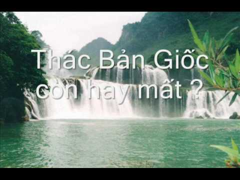 Image result for thác bản giốc
