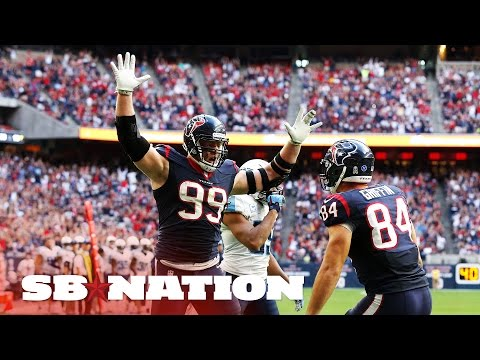 Texans back J.J. Watt for MVP