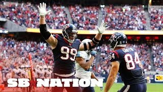 From J.J. Watt to the Giants, the best and worst of NFL Week 13