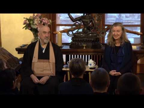 Rebecca Solnit & Sensei Hozan Alan Senauke - Hopelessly Hoping