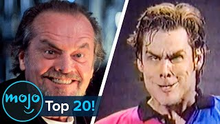 Top 20 Funniest Jim Carrey Impressions Ever