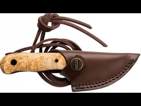 Helle Mandra Knife Review | Les Stroud Knife
