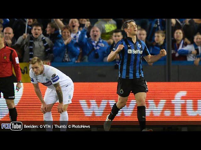 2013-2014 - Jupiler Pro League - PlayOff 1 - 04. Club Brugge - Racing Genk 2-0