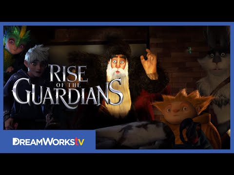 """RISE OF THE GUARDIANS - Official Film Clip - """"He Can See Us"""""""