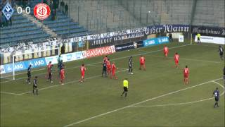 SV Waldhof Mannheim 07 vs. SC Pfullendorf  29. Spieltag  12/13