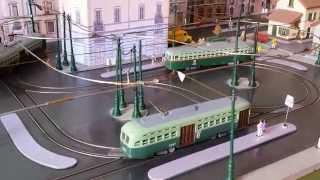 PCC Bachmann Streetcars