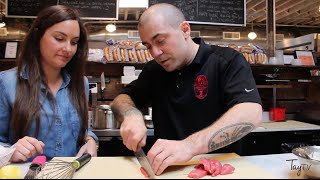 Easy Tuna Tartare Recipe   Cooking With Chef Ed Mcfarland
