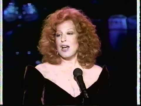 Bette Midler-The Glory of Love
