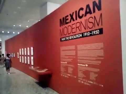 """Paint the Revolution: Mexican Modernism"" exhibit at the Museum of Fine Arts Houston"