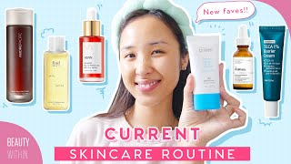 New & Updated Skincare Routine (While We Stay Home & Chill): Affordable + High End Products