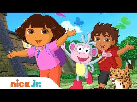 Dora la Exploradora | Videoclip canción oficial | Nick Jr.