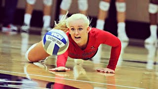 TOP 20 Legendary Women's Volleyball Saves Of All Time (HD)