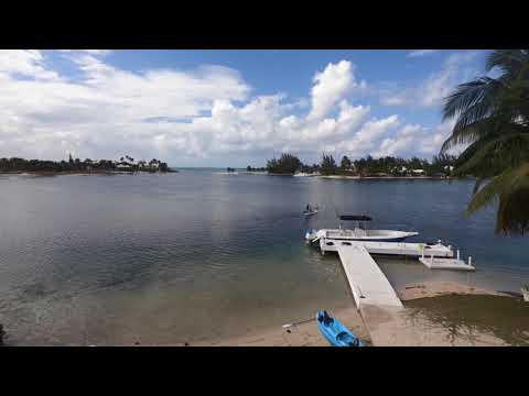 Flying the Gopro Karma Drone in the Cayman Islands