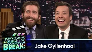 During Commercial Break: Jake Gyllenhaal (NBD)