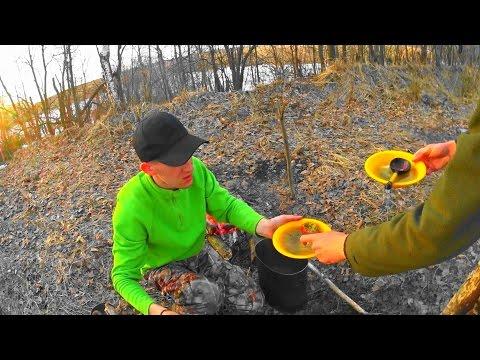 Как приготовить утку в лесу. Вкуснятина из селезня.