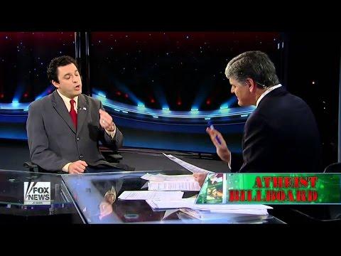 "David Silverman | ""Dump the Myth"" Christmas Billboard"