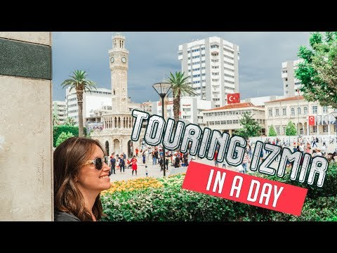 Izmir City | Touring it like a LOCAL!