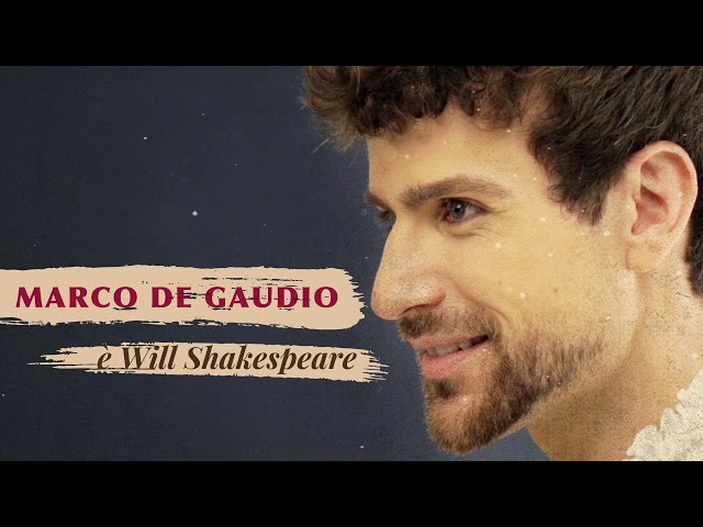 SHAKESPEARE IN LOVE - MARCO DE GAUDIO