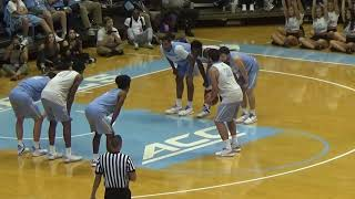 Late Night With Roy UNC Basketball Scrimmage II