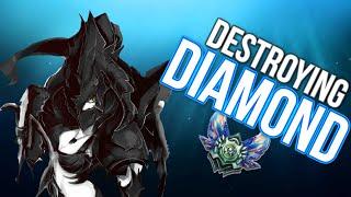 Vaysu - DESTROYING DIAMOND ELO WITH VAYNE - 120 $ RP Giveaway