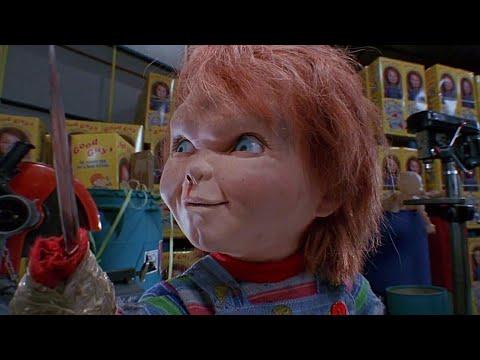 Download Chucky: El Muñeco Diabólico 2 (1990) Chucky se corta la mano [Español Latino]