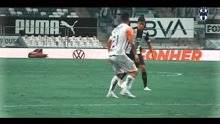 Los mejores momentos del partido en la Jornada 9 Rayados vs Atlas.