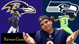Ravens|| Beat Seattle 30-16|| Game Review || What I loved and Hated from the Game