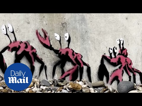 Banksy confirms he was behind street art in Suffolk and Norfolk