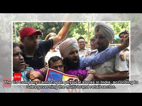 Walmart Go Back! Some Indian trader, farmer groups decry Flipkart deal