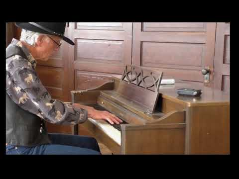 "Shaniko Ragtime & Vintage Music Festival 2016 ""Improv. Spirts in the Wind"" Keith Taylor – Piano"