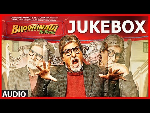 bhoothnath-returns-full-songs-(audio)-jukebox-|-amitabh-bachchan,-parth-bhalerao