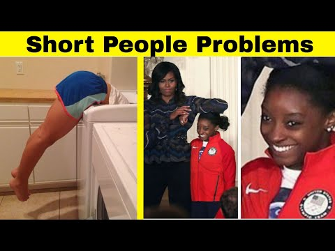 Short People Problems Only Short People Understand