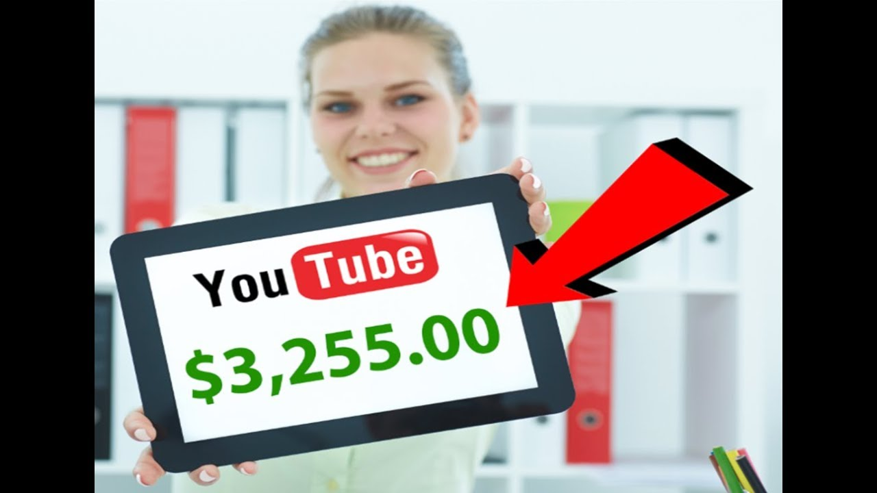 Stupid Simple Ways To Make (YOUTUBE MONEY) Online... GET PAID!!!